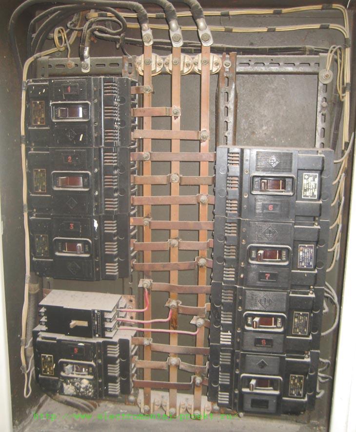 Нормативные требования по проектированию электрощитовых ...